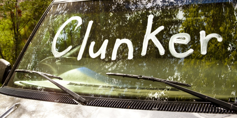 Selling Your Junk Car: Out With the Old, In With the New