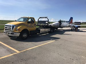 Airplane Tow